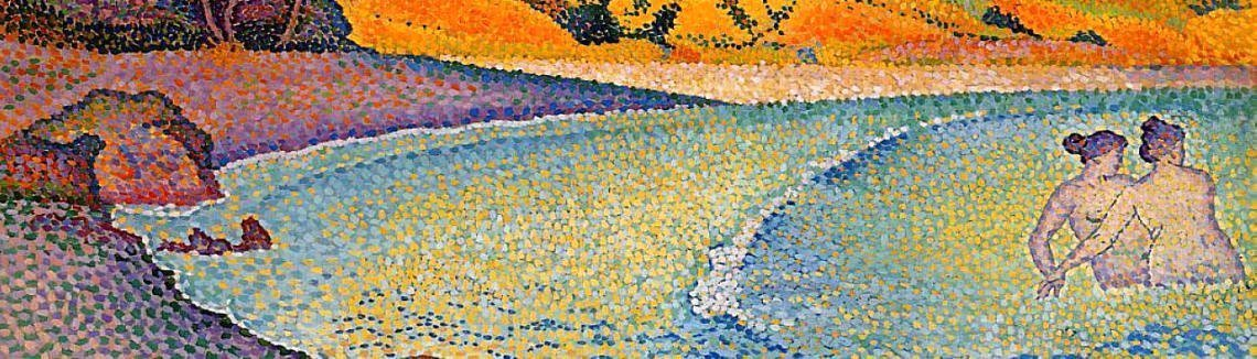 Henri Edmond Cross - Bathers