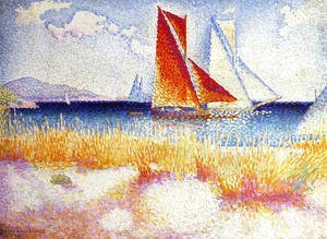 Henri Edmond Cross - Regatta