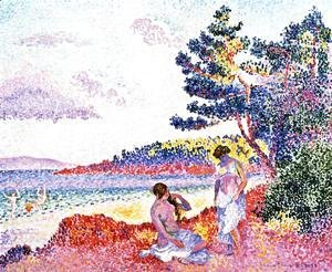 Henri Edmond Cross - Bathers II