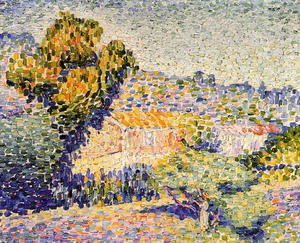 Henri Edmond Cross - The Pink House