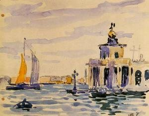 Henri Edmond Cross - La Dogana