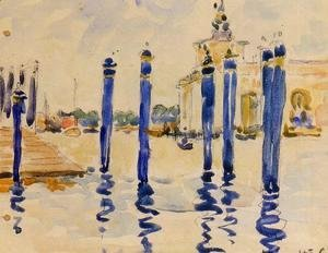 Henri Edmond Cross - La Donana, Venice