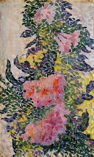 Henri Edmond Cross - Flowers