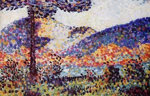 Henri Edmond Cross - Landscape II