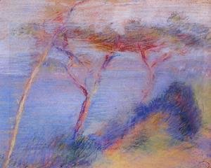Henri Edmond Cross - Landscape III