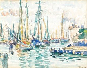 Henri Edmond Cross - Venice
