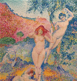 Henri Edmond Cross - Napes