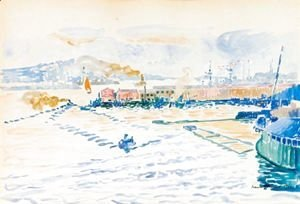 Henri Edmond Cross - Le Port De Toulon