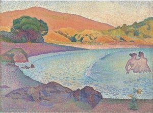 Henri Edmond Cross - Baigneuses