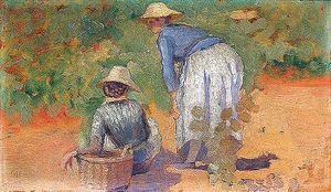 Henri Edmond Cross - Fruit pickers
