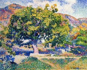 Henri Edmond Cross - Around My House