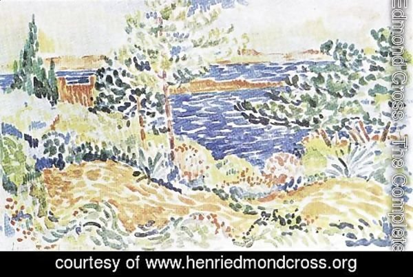 Henri Edmond Cross - Lavender